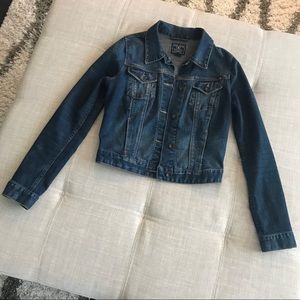 NWT Lucky Brand Jean Jacket Size S